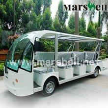14 eléctrico del asiento del autobús de pasajeros dn-14 con el certificado del ce