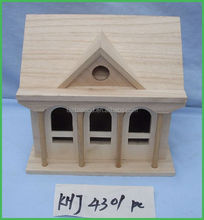 Hot selling Wooden Bird Home