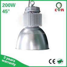 300W LED high bay, led industrial lamp, 5 years warranty with MEANWELL Driver Bridgelux chip