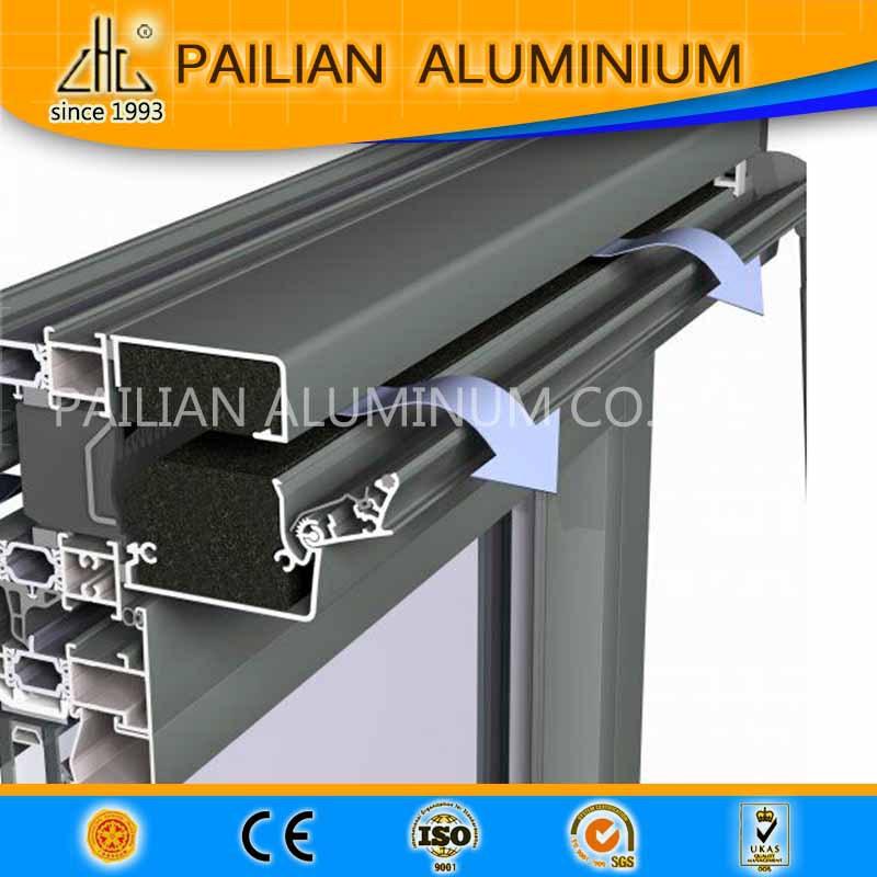 Kazakhstan Top Grade Aluminium Extrusion Profile,Thermal Break Aluminum Glass Door&window Frame,Aluminum Window Frame Extrusions - Buy Aluminum Window ...