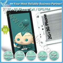 China wholesale dual camera Bluetooth dual sim tablet phone