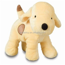 mini cute plush dog toy stuffed pet toy indoor toy for children