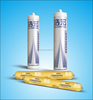 Non toxic glass silicone sealant
