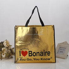 Good quality PP non woven shopping bag for variety use