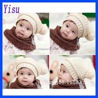 2014 5colors New Unisex Baby children Wool hat cap