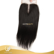 Natural Color Best Quality Top Closure Hair Piece For Women