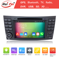 2015 High Quality Best Price Android Car Stereo For Benz W211 Car DVD Player For Mercedes E Class W211