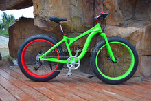 2015 Bicycle fat tyre/ snow beach bike/beach bicycle from factory