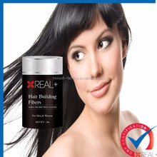 Newly design essential hair products to cure hair loss---REAL PLUS Hair building fiber