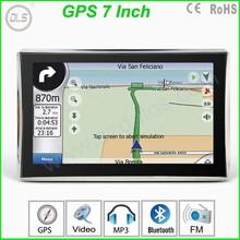 7 inch navigation GPS FM DDR128MB 800*480 car gps MTK MS2531 800MHZ 2015 Maps Russia Ukraine Belarus Kazakhstan GPS Navigation