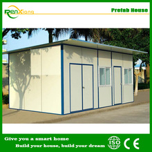 Low Cost Portable Prefabricated Steel Structure Building House Hot In China