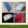 Popular best selling hdpe sheet black and white
