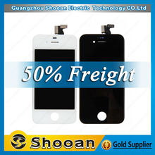 brand new for iphone color lcd conversion kit for iphone 4s