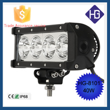 Offroad Driving Lamp SUV Car Boat 4WD 4d led light bar IP68 Spot/Flood/Combo