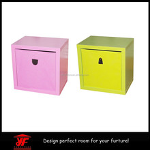 2015 IKEA BEST SELLING FACTORY WHOLESALE KID BABY FURNITURE COLORFUL DIY CUBE