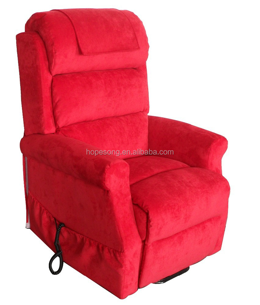 Italy Home Furniture Massage Vibrator Electric Lift Chair