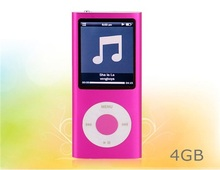 4gb mp4 player with camera, fm and voice recorder
