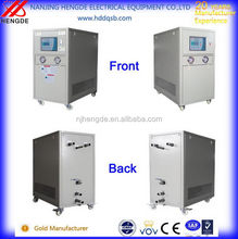 Most popular Water cooled chiller also supply water cooled scroll type no fan chiller