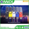 Cheapest hotselling swivel usb flash drive, Promotional USB flash memory