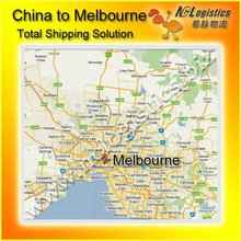 China shipping agent to Melbourne Australia