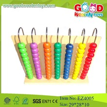 Top sale math learning toys,factory price wooden abacus toys ,wooden educational toys for children