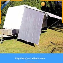 side sun screen,awning, caravans
