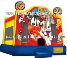 interesting animal theme inflatable jumping castles or inflatable bouncer sp-pp035