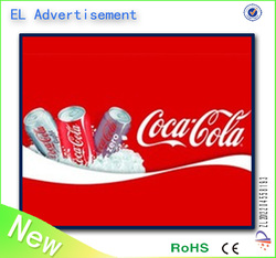 A0-A6 Size Lighting EL Poster/ led light box for advertising/ LED Frame Poste