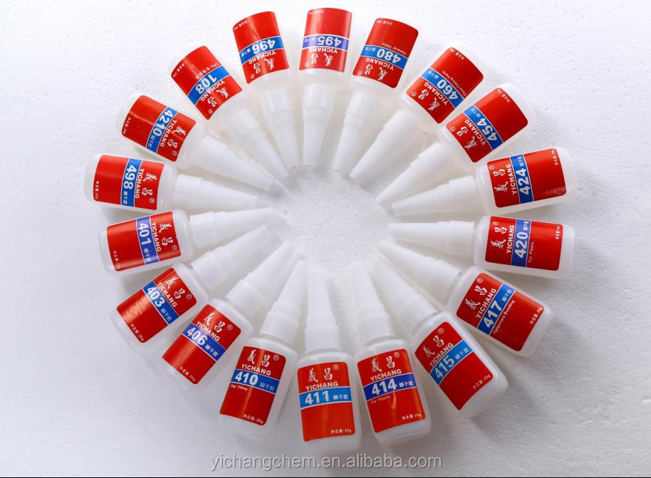 401 instant adhesive(cyanoacrylate adhesive) super glue