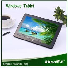 Hot Sale Windows 8 Tablet PC with keyboard 10.1inch Multi-Touch Screen Intel Baytrail-T SOC 3735D