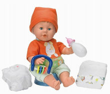 Toy Doll, Baby Doll with battery GY008824