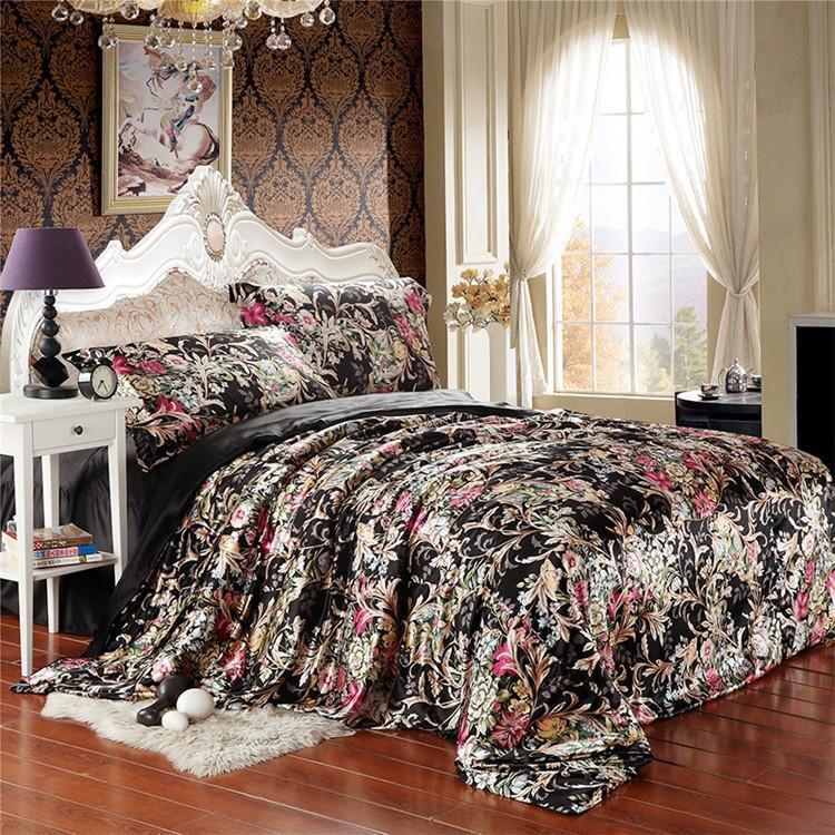 Silk Bedding Sets (7)
