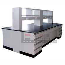 Cheap Customised Student Chemical Laboratory Furniture Lab Table Bench Sets