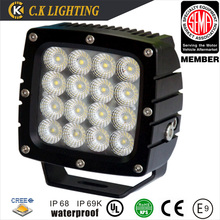 led driving lamp 4x4 led bar light for off road