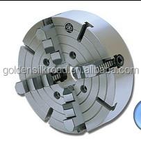 Portabrocas K72-160 4 mandíbulas independiente platos para torno accesorios