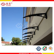 patio roof polycarbonate canopy