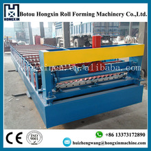 corrugated roof sheet roll forming machine automatic plant for corrugating roof tiles