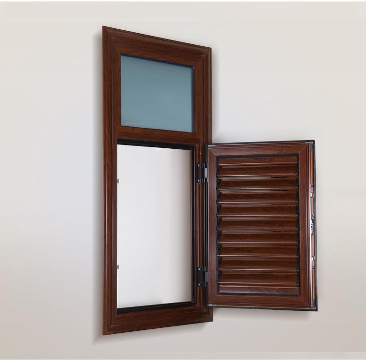 Rogenilan Aluminum Blinds Window Toilet Ventilation Window
