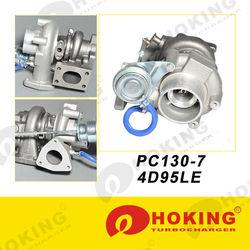 made in china komatsu excavator parts PC130-7 turbo charger 6208-81-8100
