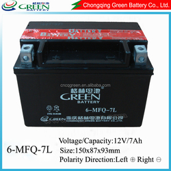 Bateria Sepeda Motor Two Wheeler Battery, China Motorcycle Battery