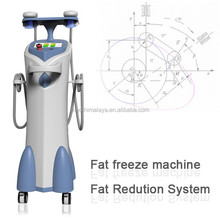 2015 top machine no cold inquiry freeze fat machine