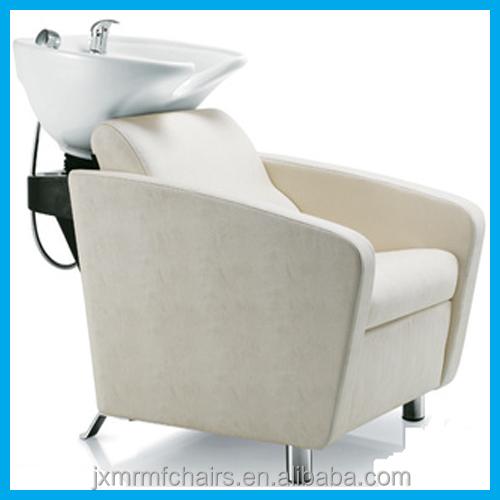 Shampoo bowl backwash unit china hair salon wash basins for Salon basins for sale