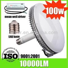 SUPER 2014 e40 100w hotsale led flood light bar