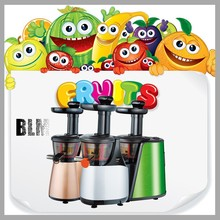 Made in china cixi manufacturer high quality squeezing slow juicer