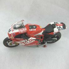 Oem in metallo modello di moto, pressofuso modello di moto, raccolta modello di moto