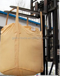 yellow big size bag in packing