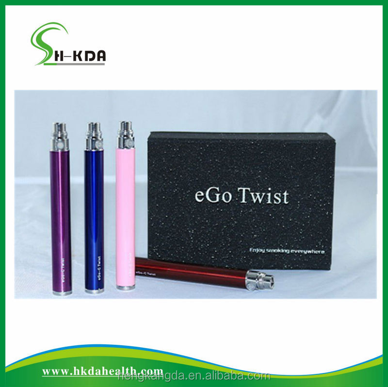 Ego c twist 2013 new products hot sale electronic cigarette e cigarette ego twist