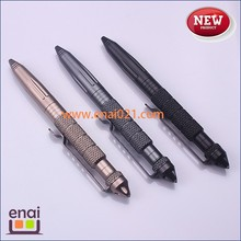 self defense and protect tacical pen with aluminum material for outdoor tool