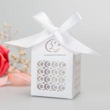 joyful candy box wedding table decorations