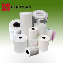 """Direct Thermal Printing Calculator Paper Roll, White, 1 1/2""""(W) x 14'(L), 5/Pack"""
